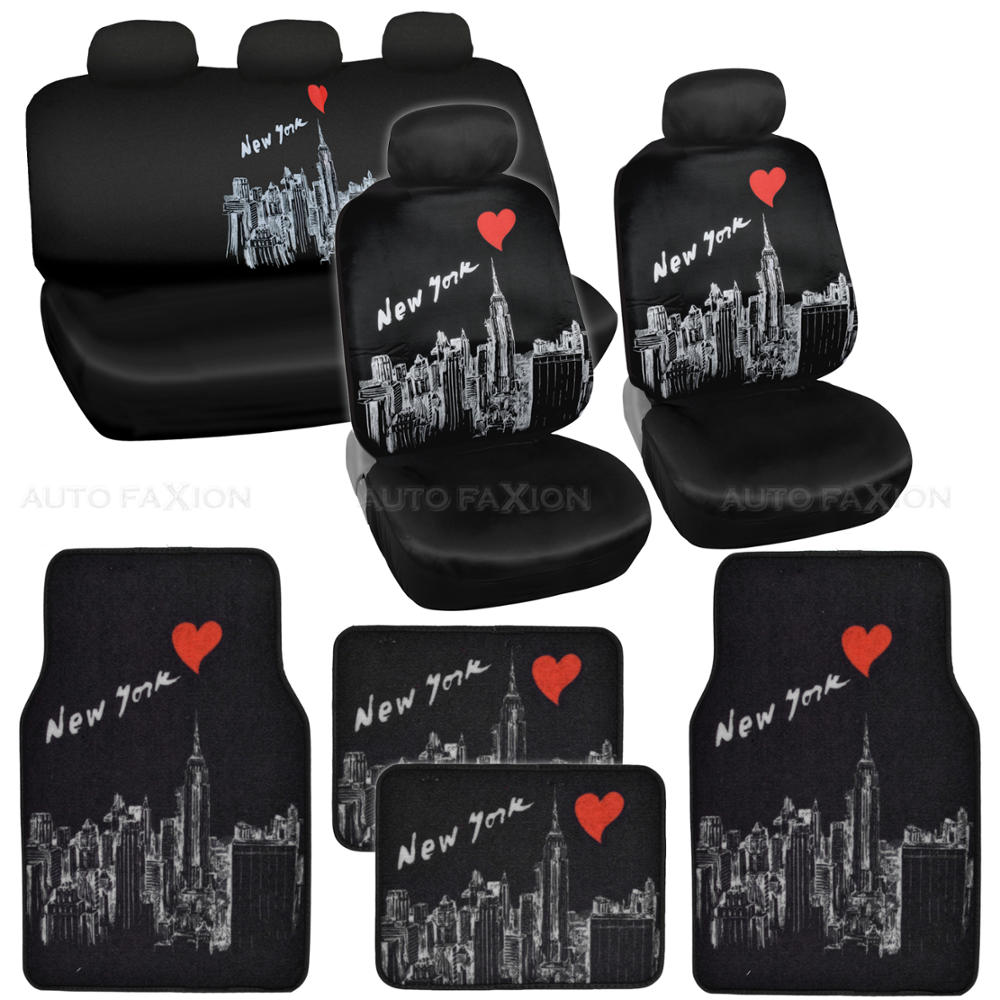 Seat Covers And Floor Mats